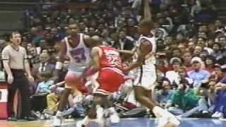 Michael Jordan's Best Moves (by Hanamichi)