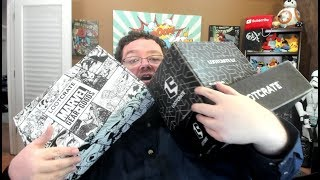 ALL MY FAVORITE LOOT CRATES! Lootcrate DX, Lootcrate, and Marvel Gear and Goods