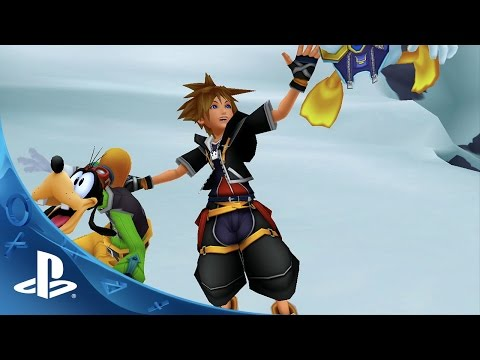 Kingdom Hearts 2.5 HD ReMIX | PS3™ Trailer