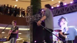 The Vamps -  Rest Your Love (Live at Robinsons Galleria Cebu)
