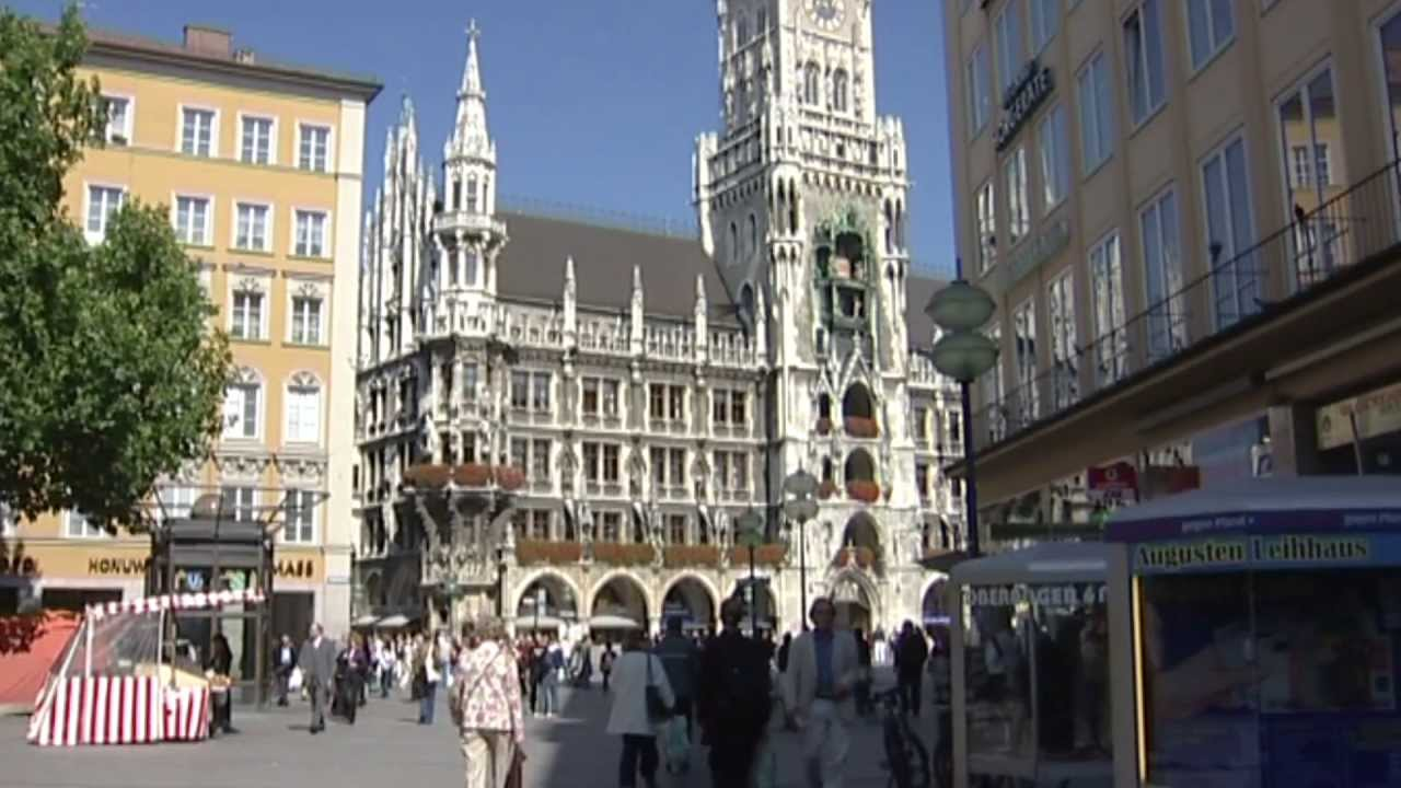Munich, Center - Germany HD Travel Channel - YouTube