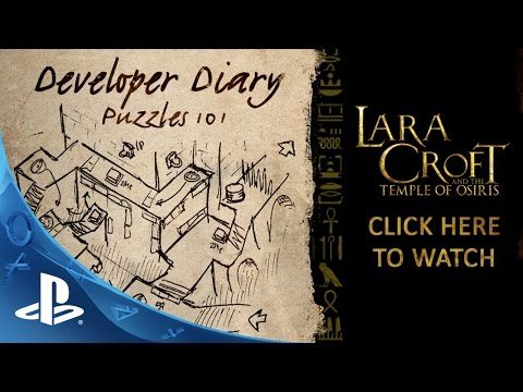 Lara Croft and the Temple of Osiris | PS4™ - PlayStation® Trailer