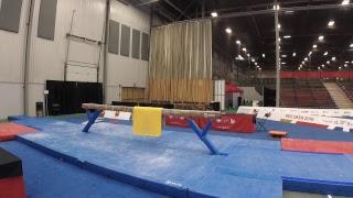 2019 CWG - Artistic Gymnastics - Female All Around Final - Beam