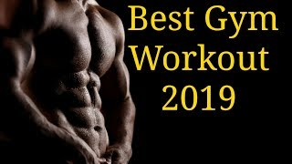 Best Gym Workout Training Music Mix 2019 || world facts