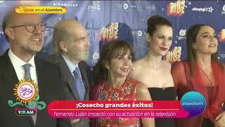 Recordamos la trayectoria del actor Fernando Luján, descanse en paz | Sale el Sol
