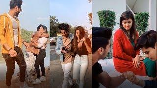 Owsam relation between boyfriend / Girlfriend || The more creative || Love story || tik tok