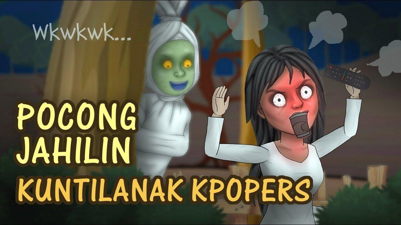 Blackpink Parody 뚜두뚜두 Ddu Du Ddu Du Nenek Setan Joget