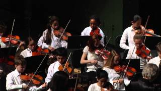 Honors Orchestra — Postcards from Russia