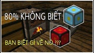 TOP 5 Block Có Công Dụng Thú Vị Mà 80,03% Bạn Không Để Ý - Minecraft PE
