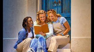 Encore Meets: Sophie, Ali & Lisa From Mamma Mia! At The Novello Theatre