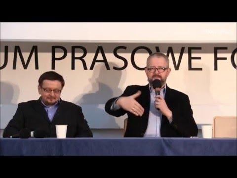 Przegląd Tygodnia w Klubie Ronina - Rafał Ziemkiewicz i Stanisław Janecki (15.02.2016)