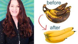 Debunking Fake Banana Hack Viral Videos | How To Cook That Ann Reardon