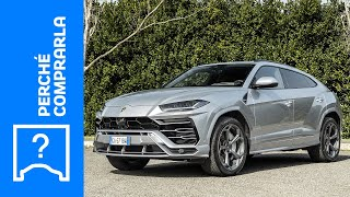 Lamborghini Urus (2021) | Perché Comprarla... e perché no