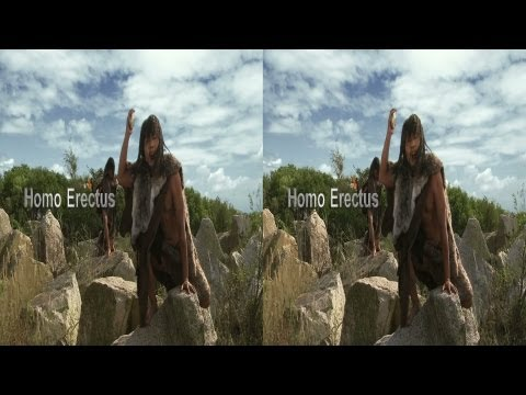 [Korea3DShowcase2012] Homo Erectus by EBS