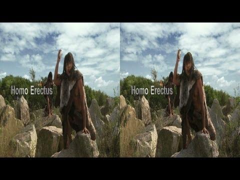 [Korea3DShowcase2012] Homo Erectus by EBS