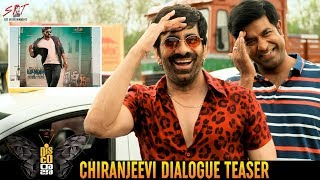 Disco Raja Chiranjeevi Dialogue $ B2B Post Release Traile..