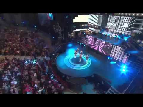 KARA - Lupin, Mister, YouTube Presents MBC K-pop concert 20120521