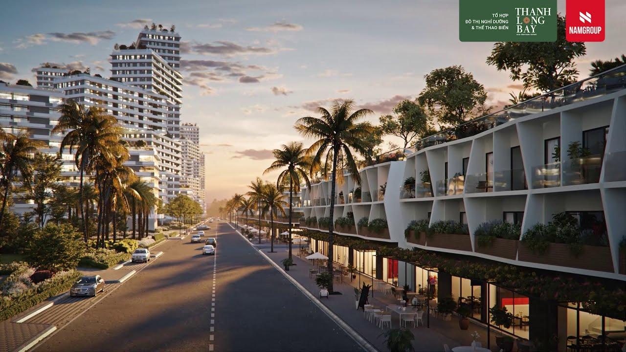 Shophouse biển Phan Thiết,sở hữu 2 mặt tiền,TT chỉ 1,7 tỷ (25%), chiết khấu đến 19%, LH: 0933290522 video