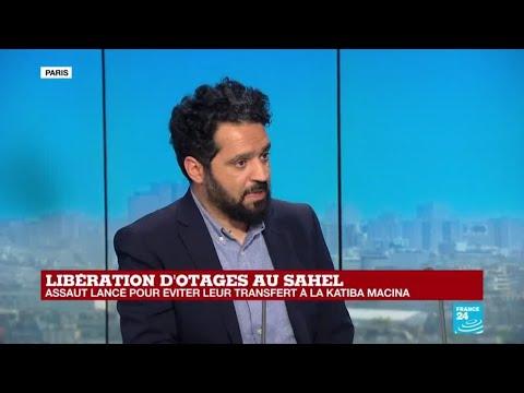 Ce que l'on sait de l'opération de libération des otages français au Burkina Faso