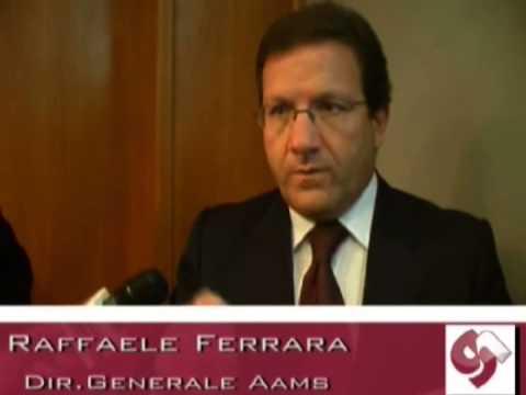 Raffaele Ferrara, direttore generale Aams