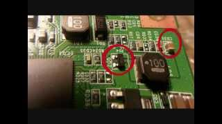 How To FIX DOUBLE IMAGE DISPLAY Problem of Your LCD TV screen step
