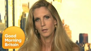 Ann Coulter Criticises Donald Trump for Hiring Family Members | Good Morning Britain