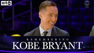 Steve Nash & Candace Parker Share Their Favorite Kobe Moments | NBA on TNT