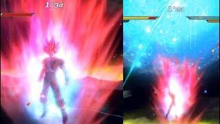 Dragon Ball Xenoverse 2 (PC): Super Saiyan Blue Kaioken X10 + Bonus