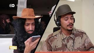 البشير شو - Albasheershow / داعش و الباصات     -