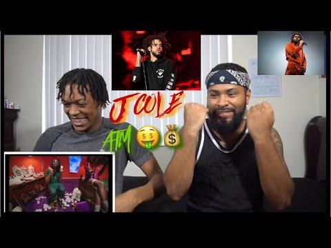 Jcole - ATM (Official Video) REACTION