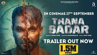 THANA SADAR 2021 Punjabi Movie Video HD