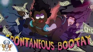 South Park The Fractured But Whole - Spontaneous Bootay Boss Fight - THE BOWELS OF THE BEAST Quest