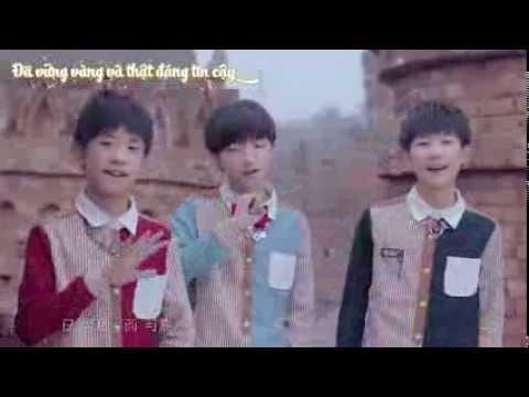 [Vietsub MV] TFBOYS - Magic Castle (魔法城堡)