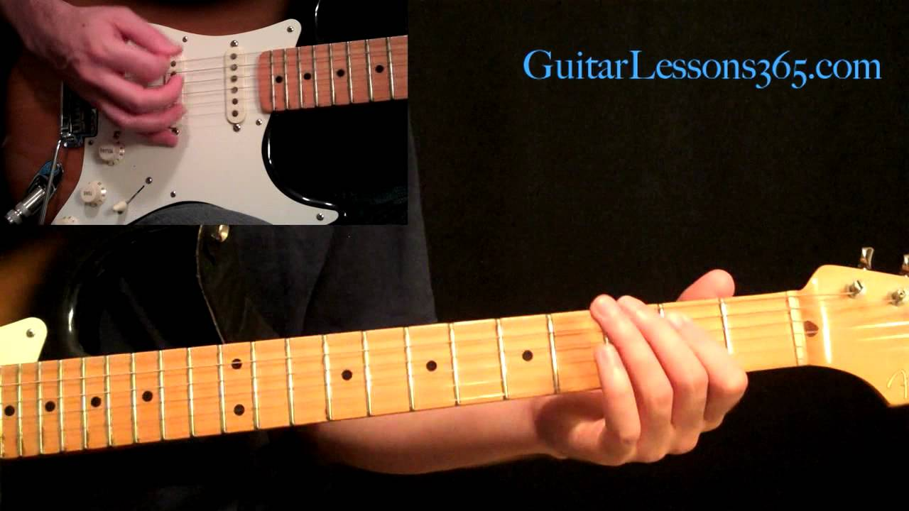 metallica enter sandman guitar lesson pt 1 intro main riff youtube. Black Bedroom Furniture Sets. Home Design Ideas