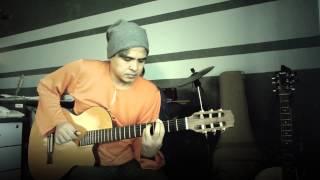 Dari Jauh Ku Pohon Maaf - Sudirman - Akustik Lagu Raya Acoustic Cover Instrumental Fingerstyle