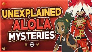 5 Unexplained Mysteries From Every Pokémon Generation - Alola