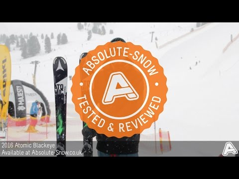 2015 / 2016 | Atomic Blackeye Ski | Video Review