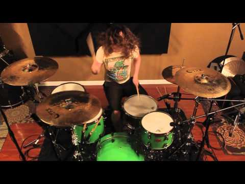 Paramore - Monster DRUM COVER HD *GREAT AUDIO*