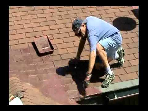Roof Coating Sealer Leak Repair Paint House Waterproofing