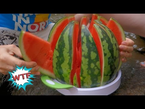 WTF - Watermelon Cutter