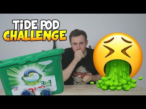 TIDE POD CHALLENGE!