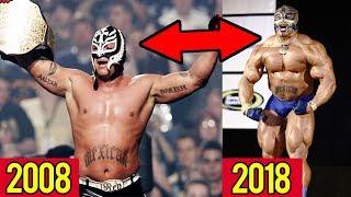 10 Most Shocking WWE Body Transformations (2018)