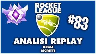 Analisi 2v2 (Tiba:GC) - Rocket League DOPPIO ITA [#83]