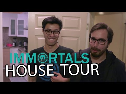 Immortals House Tour With Host Wildturtle