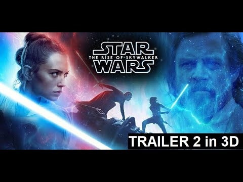 Star Wars_ L'Ascesa di Skywalker 3D Trailer Finale