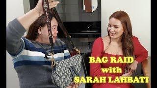 Bag Raid with Sarah Lahbati