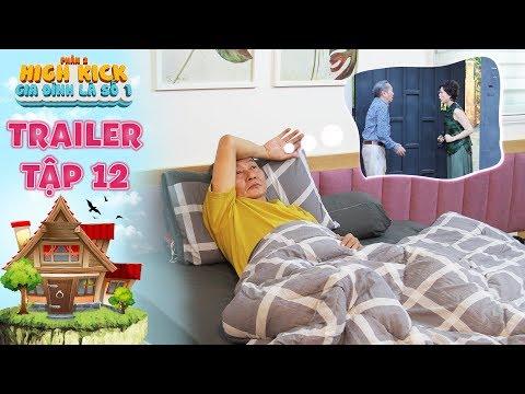 Gia đình là số 1 Phần 2 |trailer tập 12:  Anh Tuấn bệnh liệt giường vì NSUT Mỹ Duyên từ chối gặp mặt