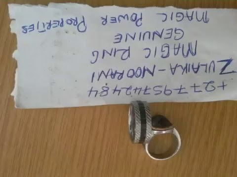 Wealthy Booster Magic Ring +27795742484