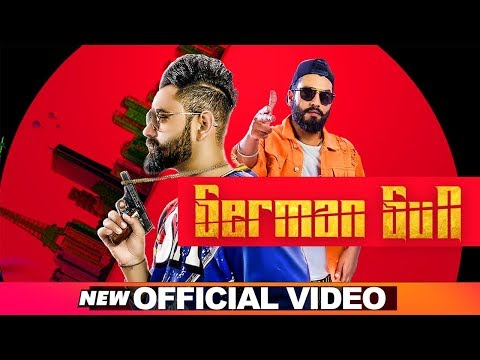 Amrit Maan - German Gun (Full Video) Ft DJ Flow