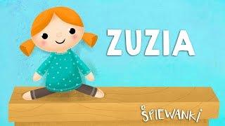 ZUZIA, LALKA NIEDUŻA – Śpiewanki.tv – piosenki dla dzieci